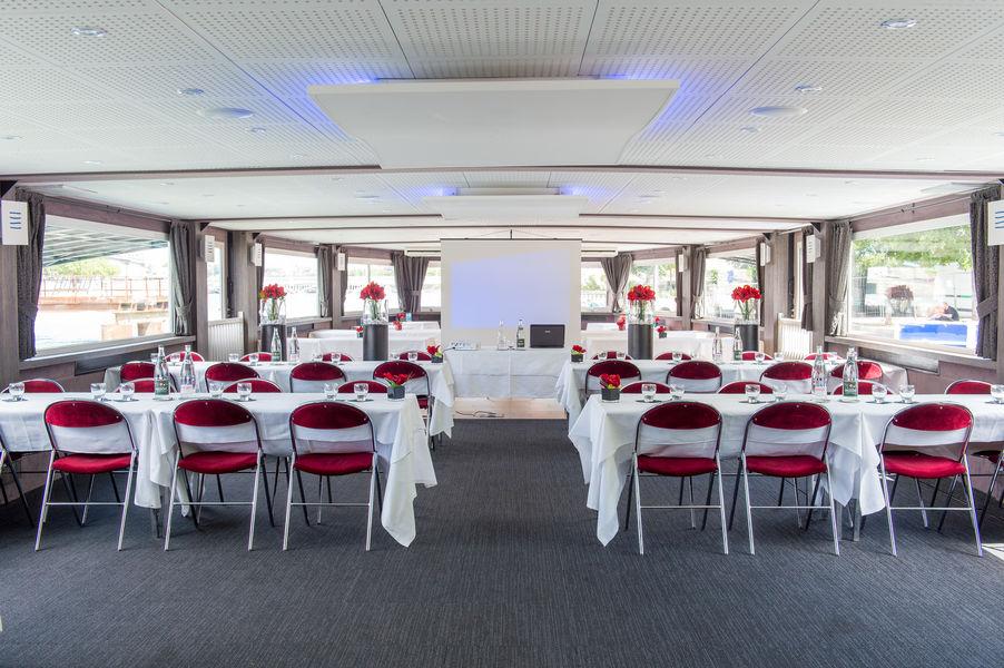 Lyon City Boat - Bateau Restaurant Hermès 8