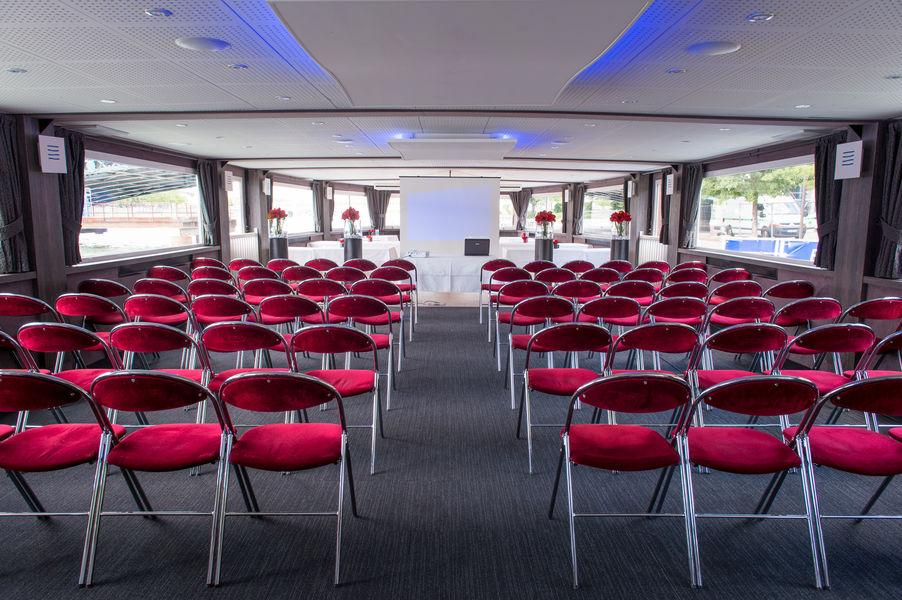 Lyon City Boat - Bateau Restaurant Hermès Conférence