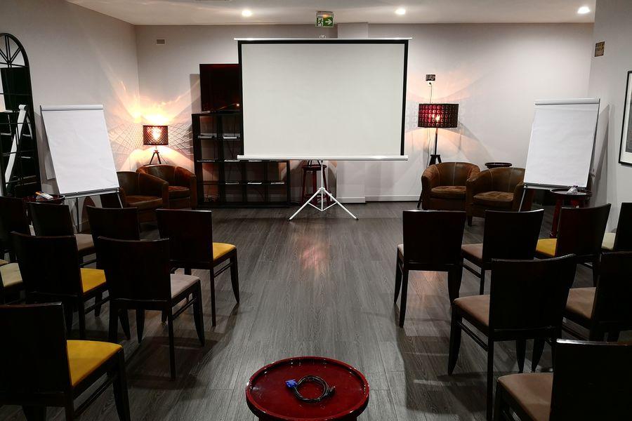 Cercle Conan Doyle Salle de séminaire