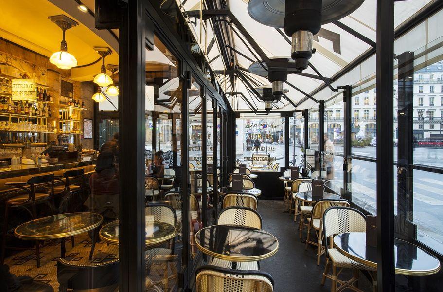 Le Vaudeville Espace Bar / Terrasse fermée