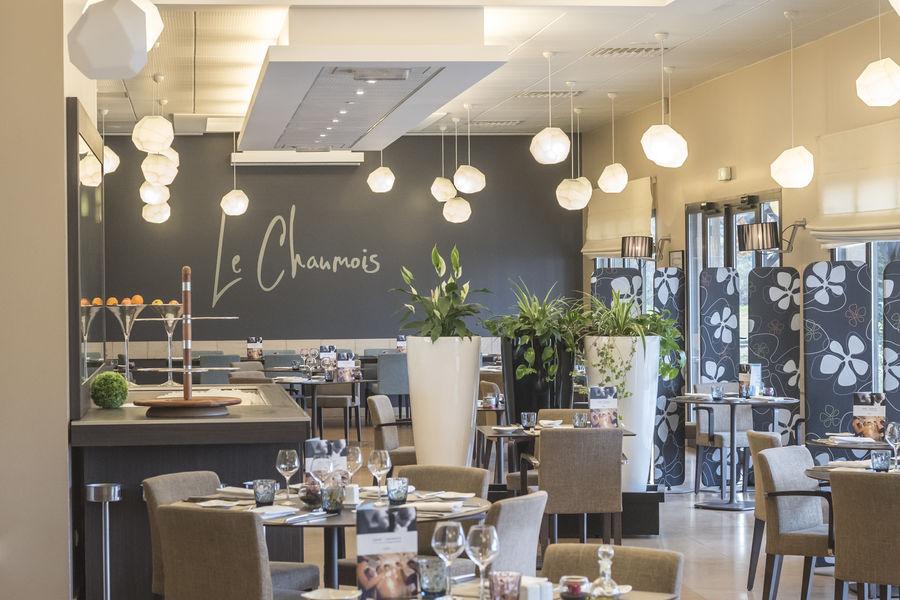 Hôtel Mercure Auxerre Votre restaurant Le chaumois