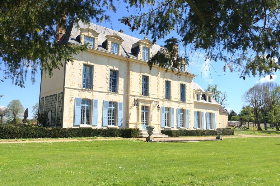 Château d'Andé Château d'Andé