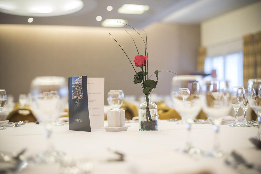 Hôtel Mercure Auxerre Table de banquet
