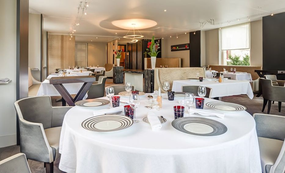 Hôtellerie La Renaissance Restaurant