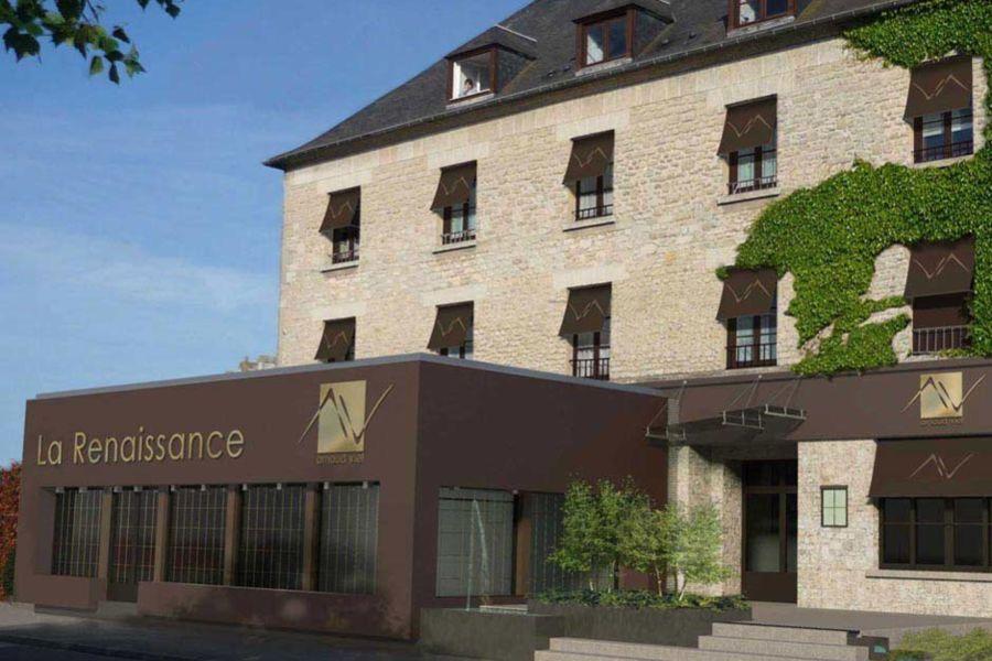 Hôtellerie La Renaissance Hôtellerie La Renaissance
