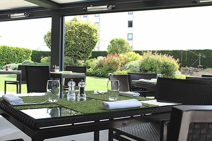 Pullman Toulouse Airport **** Terrasse
