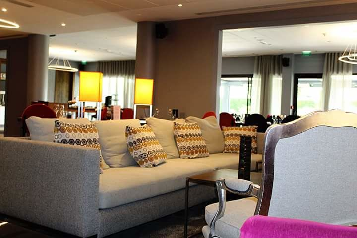 Pullman Toulouse Airport **** Lounge