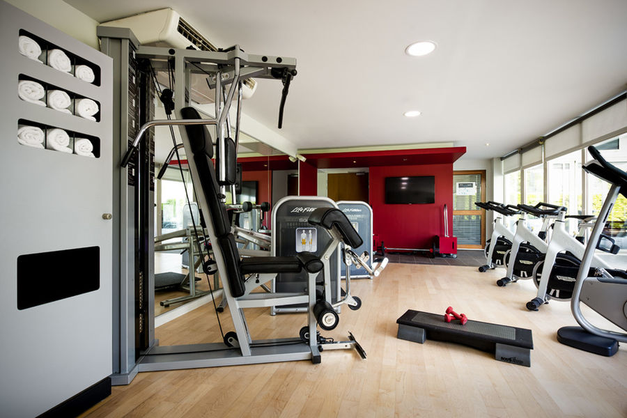 Pullman Toulouse Airport **** Salle de fitness