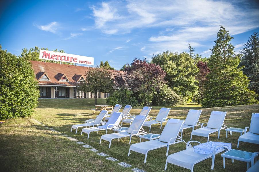 Hôtel Mercure Auxerre Parc de l'Hôtel