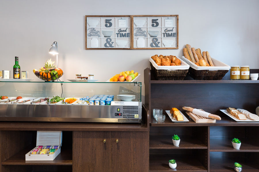 Best Western Hôtel New York Nice  Petit-déjeuner