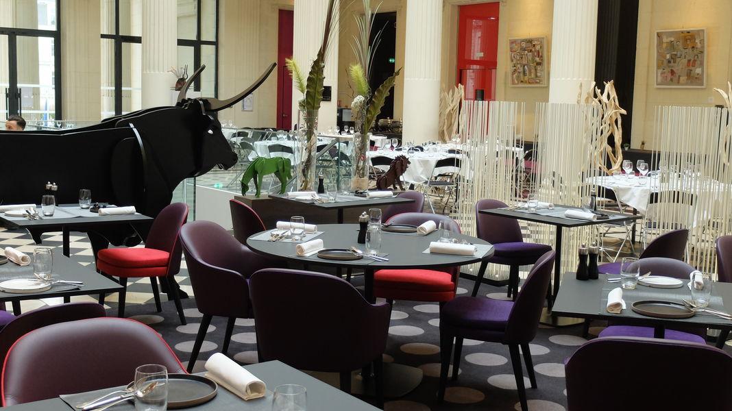 Radisson Blu Hôtel Nantes **** Restaurant A Partager