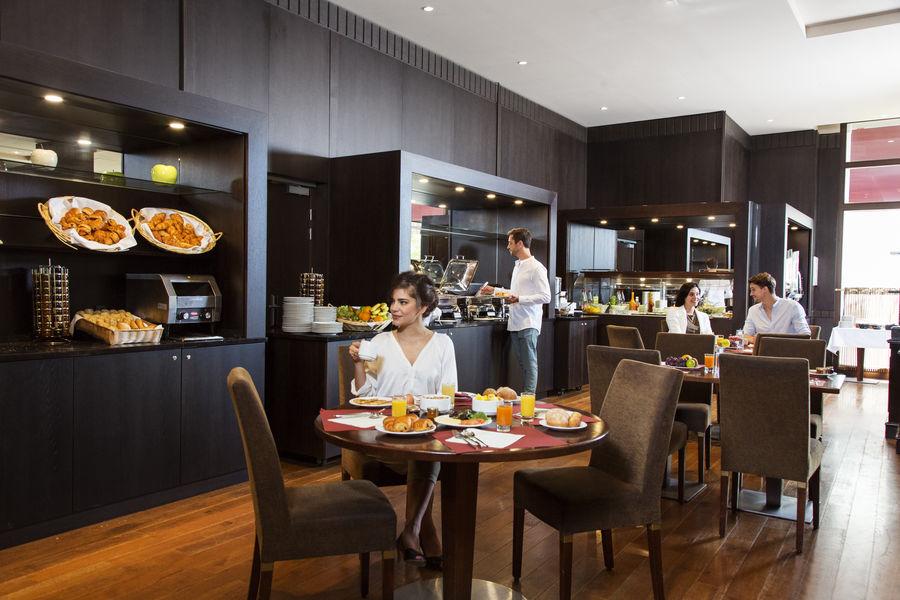 Relais Spa Chessy Val d'Europe **** Brasserie Flo petit déjeuner