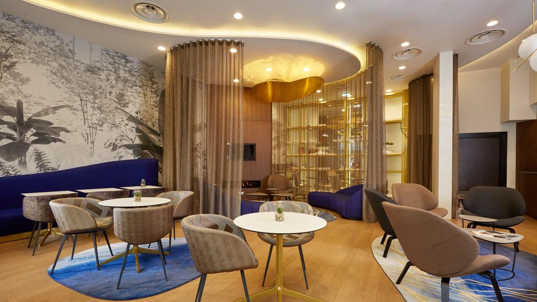 Crowne Plaza Paris - Charles de Gaulle Espace Lounge