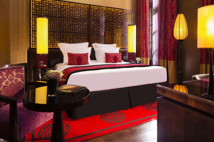 Buddha-bar Hôtel Paris ***** Chambre Prestige