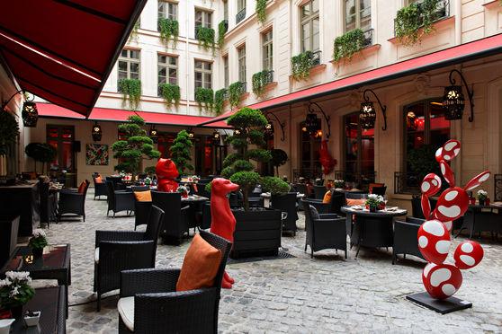 Salle séminaire  - Buddha-bar Hôtel Paris *****