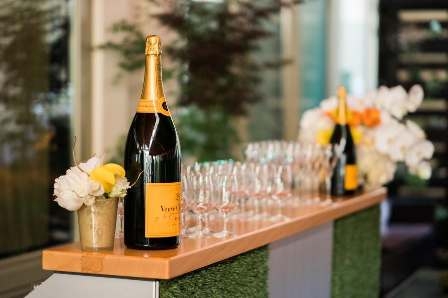 Buddha-bar Hôtel Paris ***** Espace Champagne