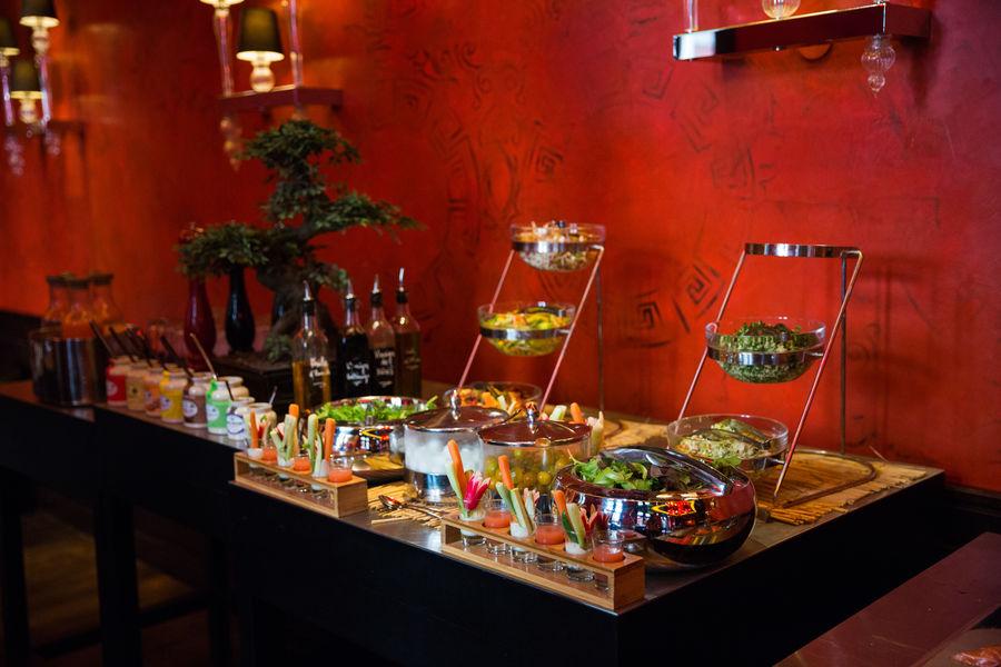 Buddha-bar Hôtel Paris ***** Saveurs et inspirations