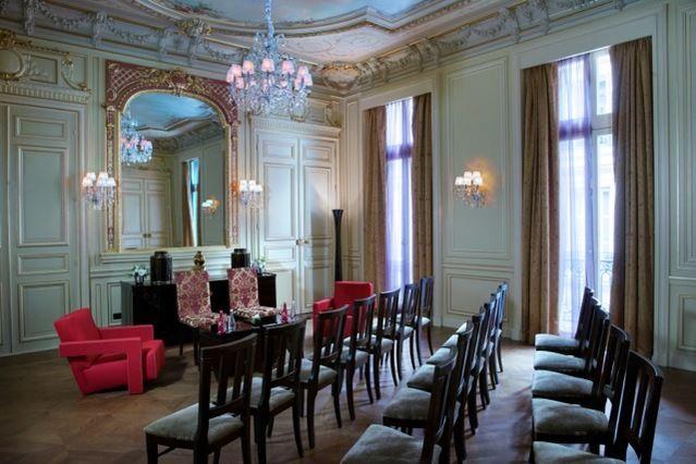Buddha-bar Hôtel Paris ***** Meeting dans la Grande Suite Historique