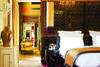 Buddha-bar Hôtel Paris ***** Espace Chambre dans notre Grande Suite Historique