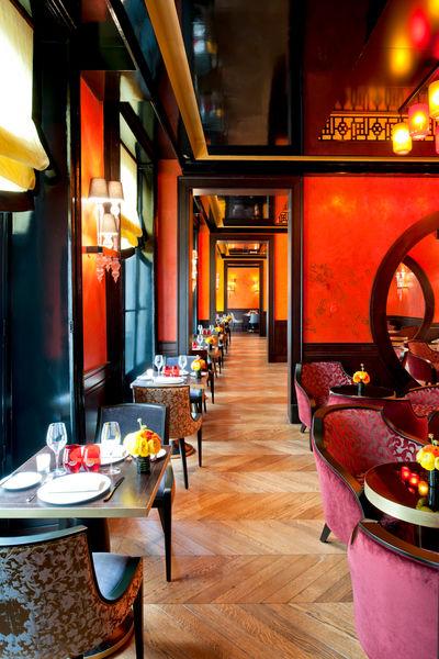 Buddha-bar Hôtel Paris ***** Restaurant le Vraymonde
