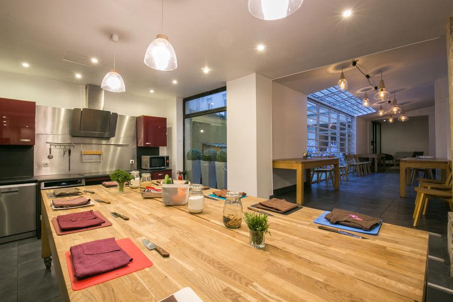 L'Appartelier Espace atelier culinaire