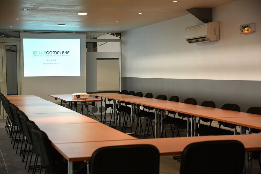Le Complexe Salon de provence Salle de réunion