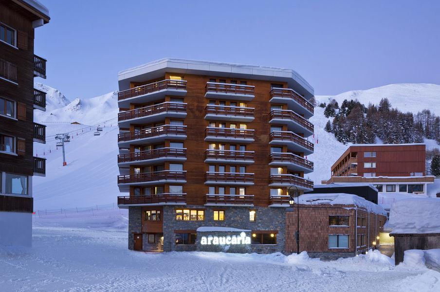 Araucaria Hôtel & Spa **** Facade de l'hôtel
