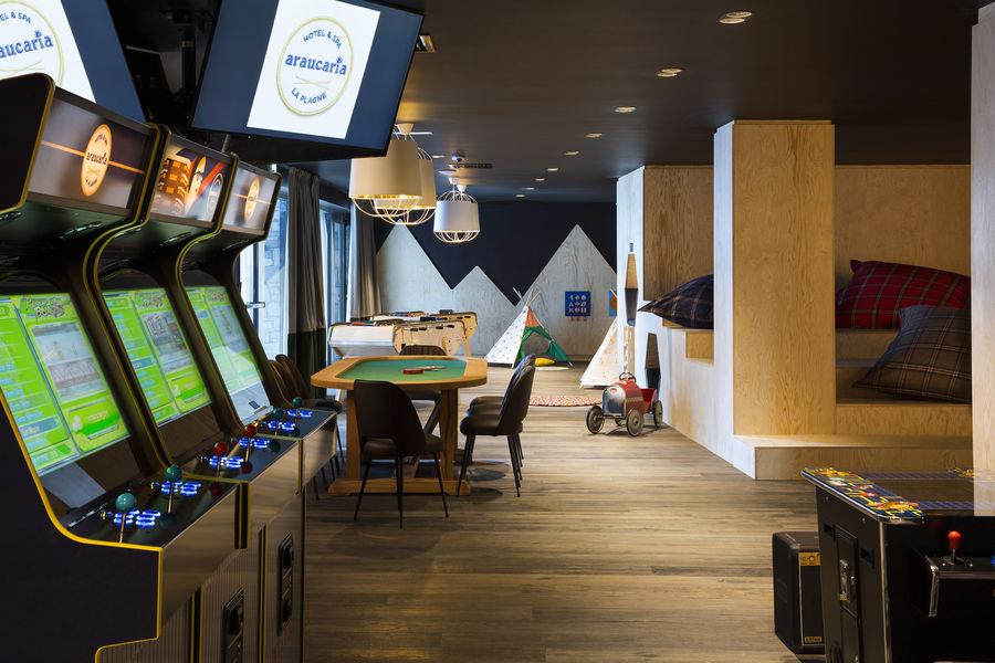 Araucaria Hôtel & Spa **** Espace de jeux