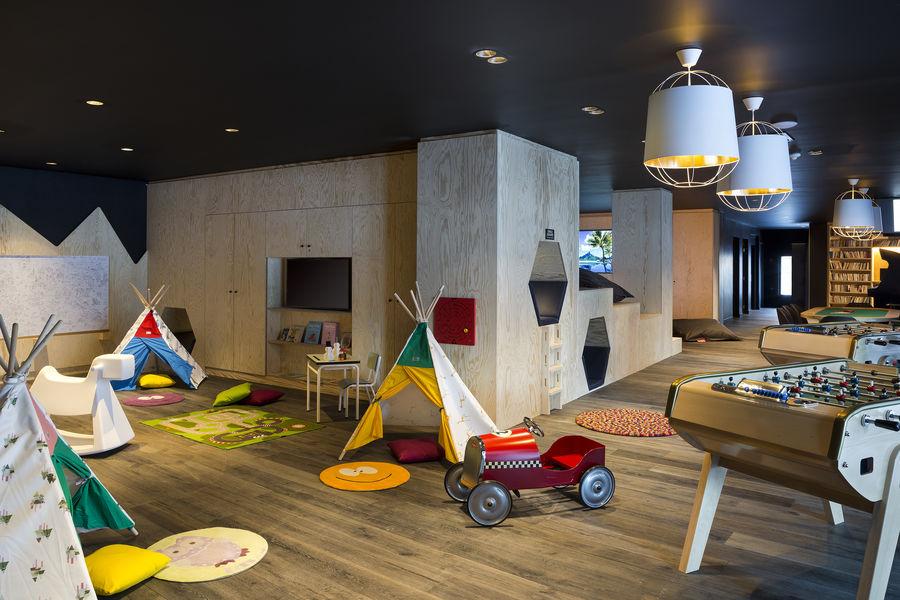 Araucaria Hôtel & Spa **** Espace enfant