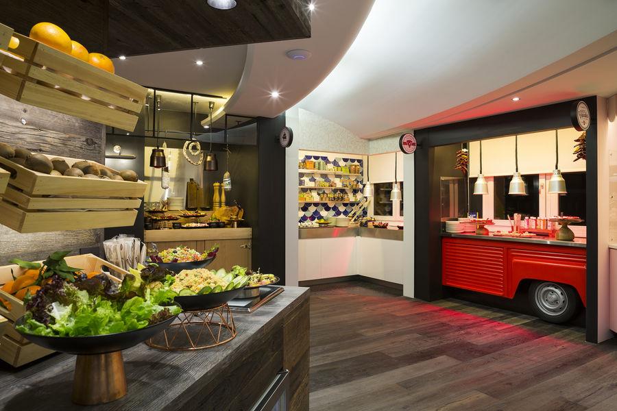Araucaria Hôtel & Spa **** Buffet du soir