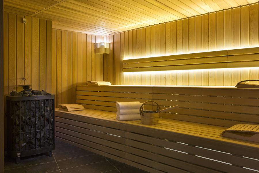 Araucaria Hôtel & Spa **** Sauna