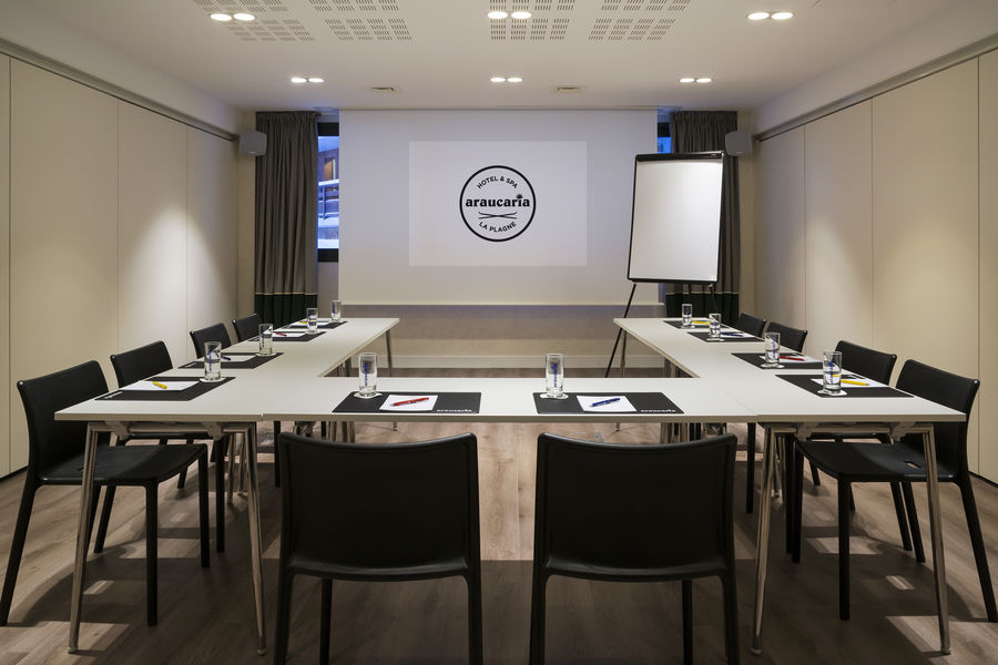 Araucaria Hôtel & Spa **** Salle de réunion