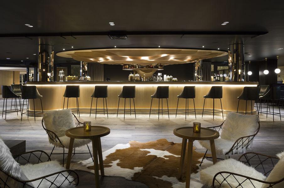 Araucaria Hôtel & Spa **** Bar