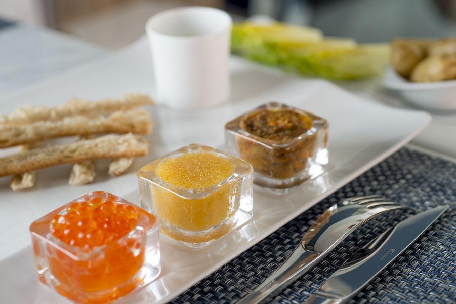 Le Comptoir du Caviar oeufs de poisson