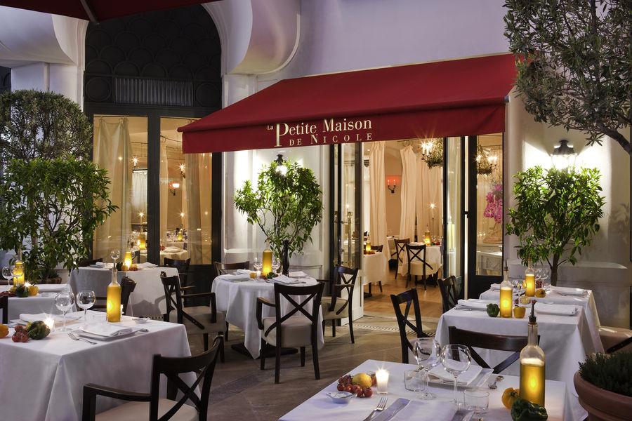 Hôtel Barrière Le Majestic Cannes Terrasse