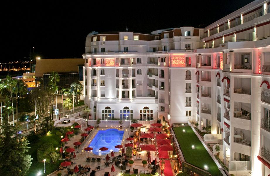Hôtel Barrière Le Majestic Cannes Hôtel Barrière Le Majestic Cannes