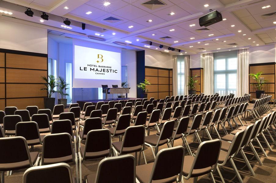 Hôtel Barrière Le Majestic Cannes 27