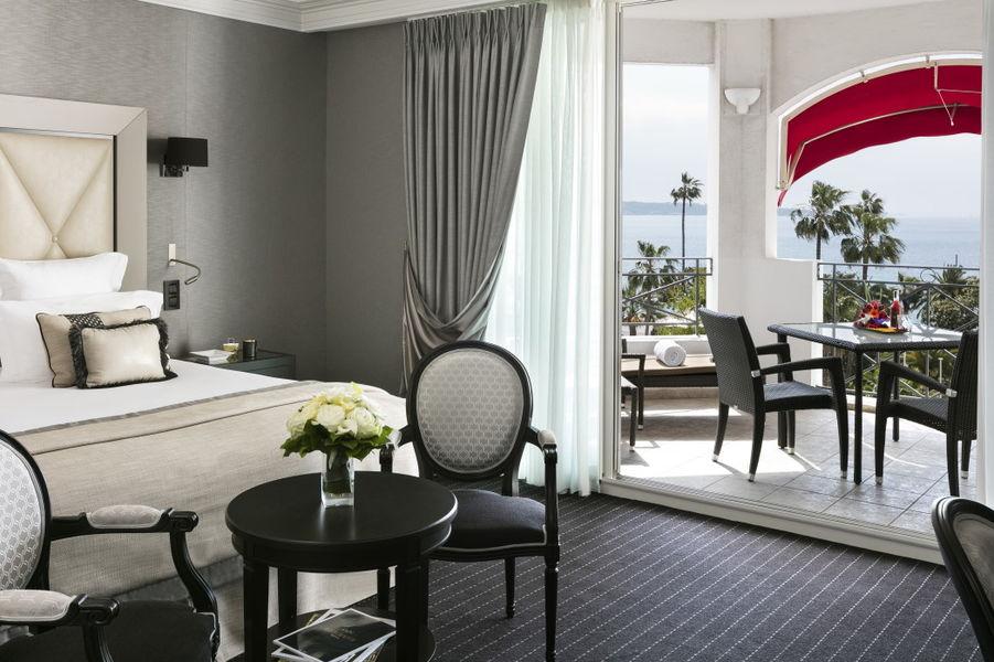 Hôtel Barrière Le Majestic Cannes 33