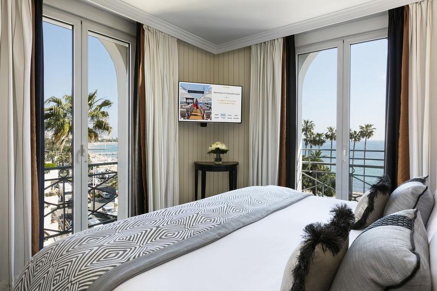 Hôtel Barrière Le Majestic Cannes 40
