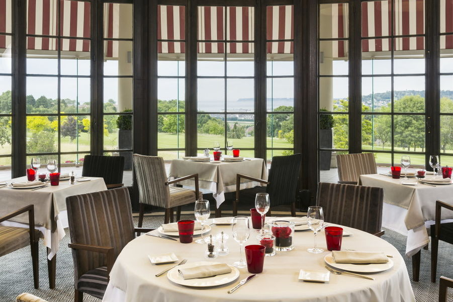 L'Hôtel du Golf **** Restaurant