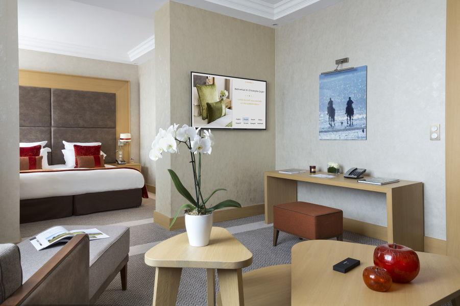 L'Hôtel du Golf **** Suite