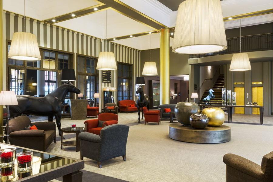 L'Hôtel du Golf **** Lobby