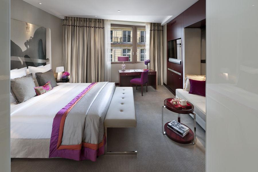 Hôtel Mandarin Oriental ***** Superior Room