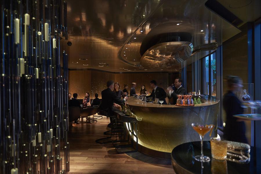 Hôtel Mandarin Oriental ***** Bar 8