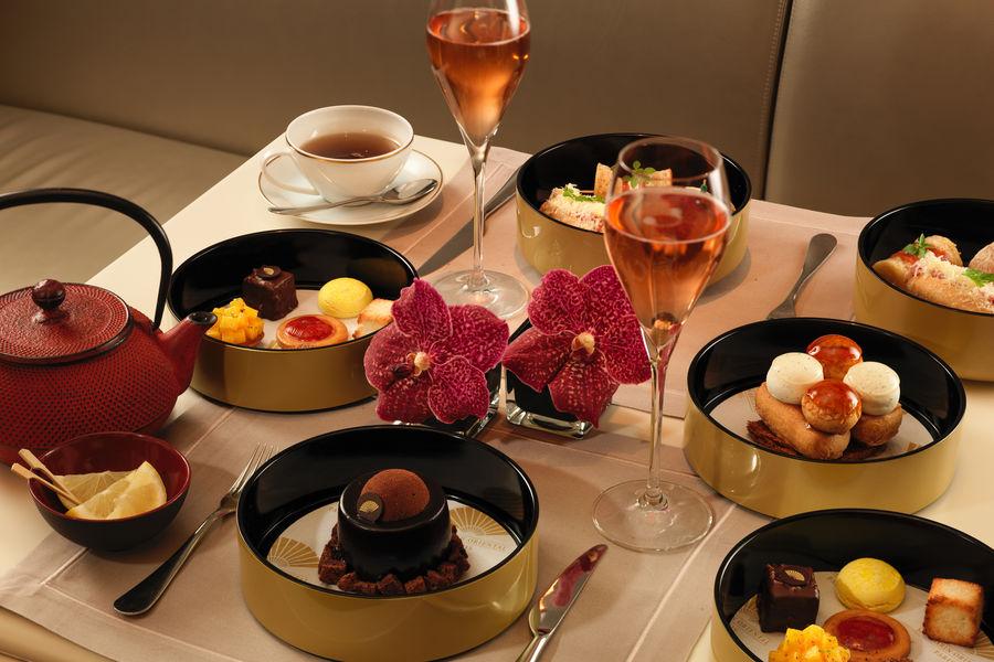 Hôtel Mandarin Oriental ***** Camélia - Tea Time