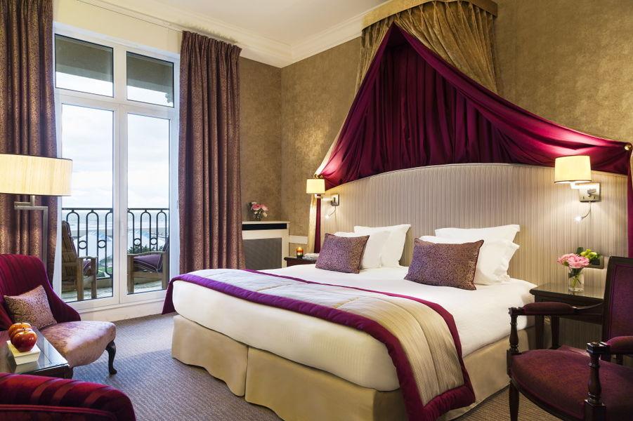 Le Royal Deauville ***** Chambre