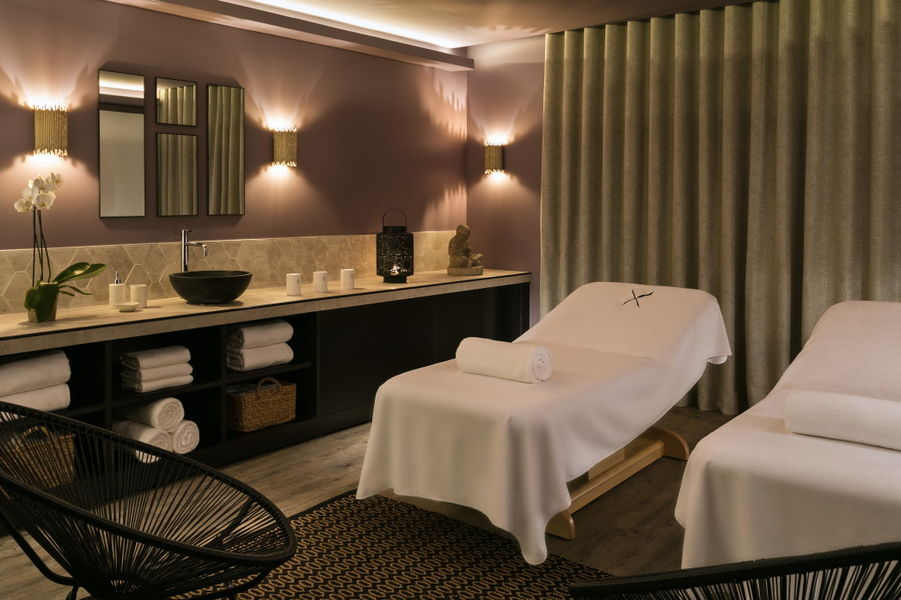 Le Royal Deauville ***** Spa