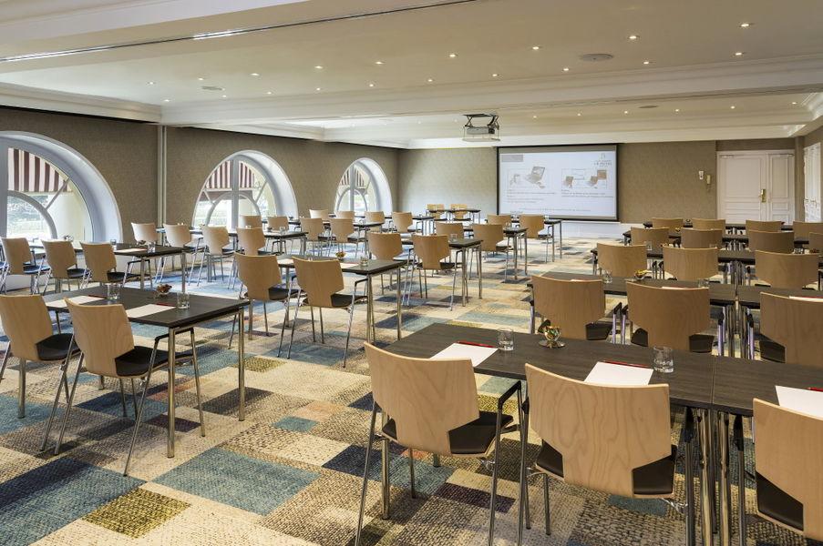 Le Royal Deauville ***** Salle de séminaire