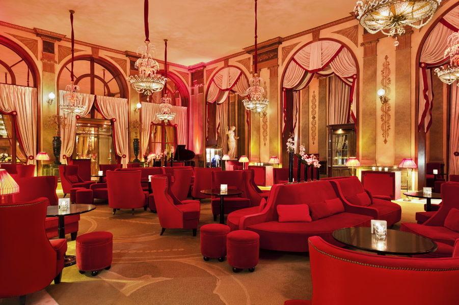 Le Royal Deauville ***** Espace lounge