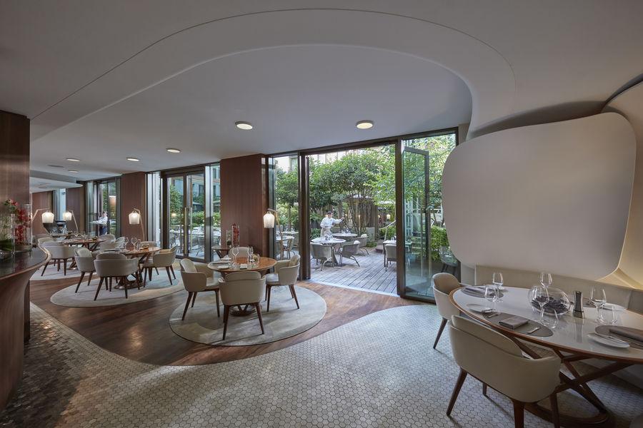 Hôtel Mandarin Oriental ***** Restaurant Camélia